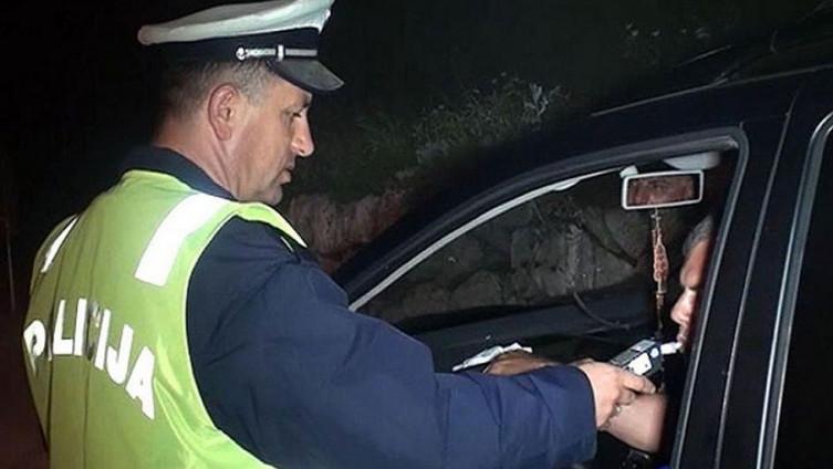 Deset posto testiranih vozača bilo je pijano!