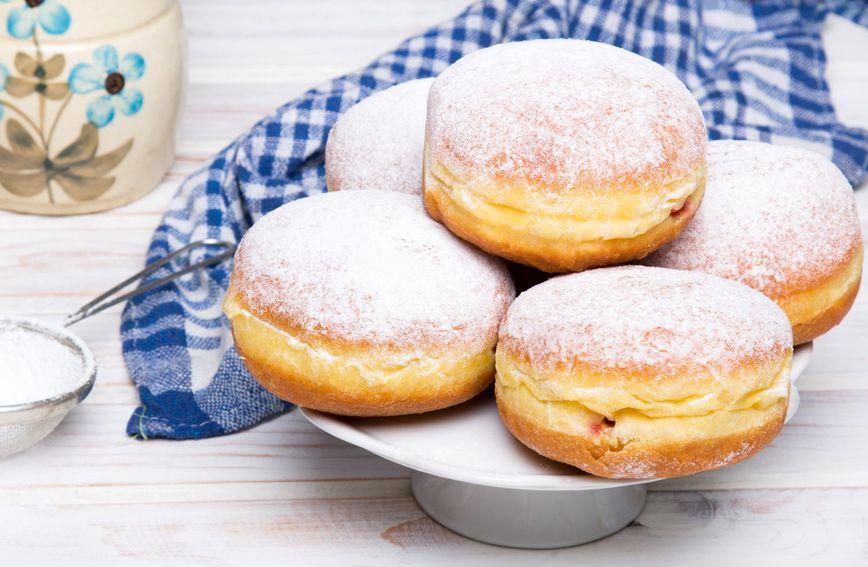 Recept za krofne: Tri tajne koje sprečavaju upijanje masnoće