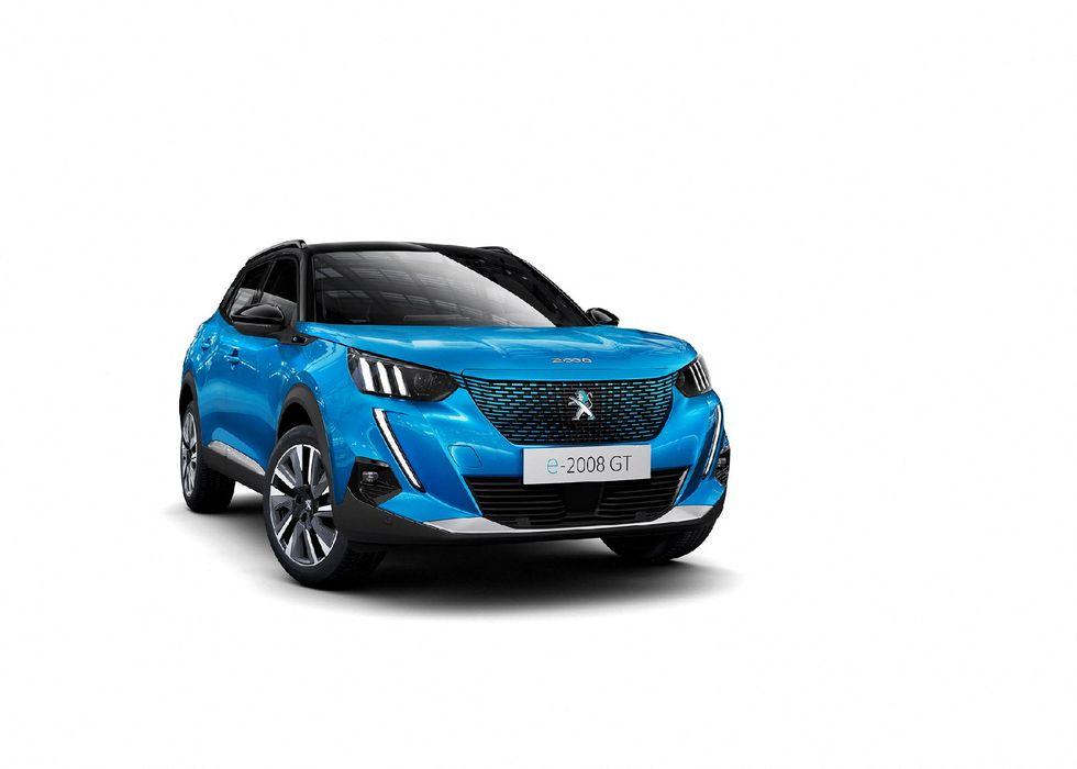 FOTO: Ovo je novi Peugeot 2008, u ponudi će uz benzince i dizelaše biti i električna verzija!