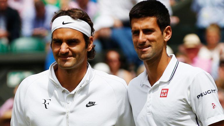 NOVAK ĐOKOVIĆ i ROGER FEDERER od 15 sati igraju finale Wimbledona