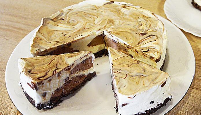 Sladoled torta bogatog okusa – Idealna za vruće dane